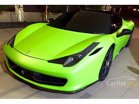 how does cars work 2011 ferrari 458 italia electronic toll collection ferrari 458 italia 2011 4 5 in kuala lumpur automatic coupe black for rm 1 059 000 3906594