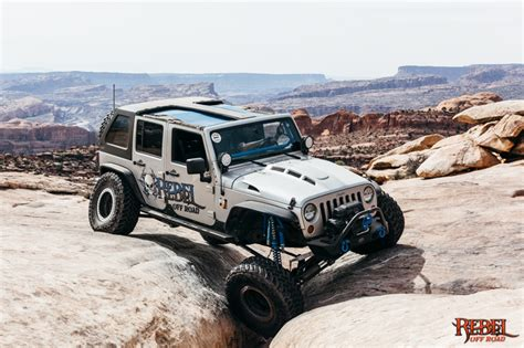 jeep rebel rebel road goes to easter jeep safari 2016 jeep