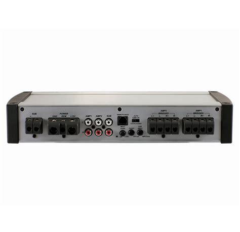 Kickers Limited 4 kicker car audio kx800 5 kx series hybrid stereo multi channel 800 watts range