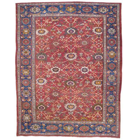 rugs fantastic furniture fantastic antique sultanabad carpet for sale at 1stdibs