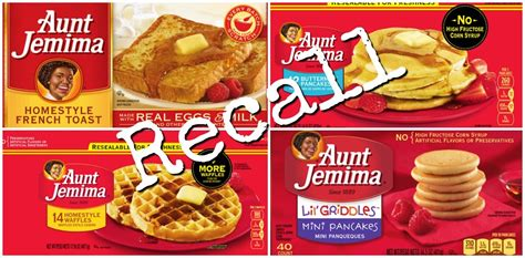 pinnacle dog food printable coupons pinnacle foods recalls aunt jemima products amid concerns