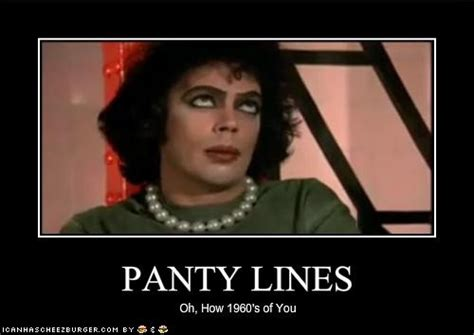 Panties In A Bunch Meme - feeling meme ish the rocky horror picture show movies
