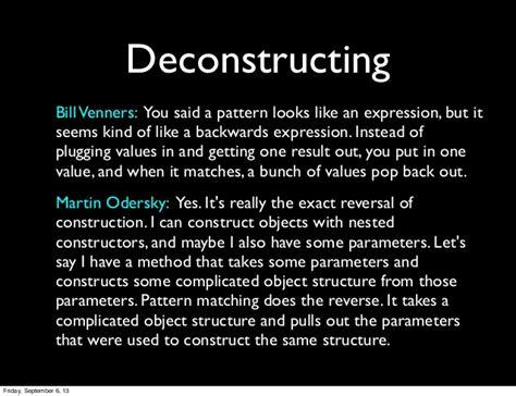 scala pattern matching parameters intro to pattern matching in scala