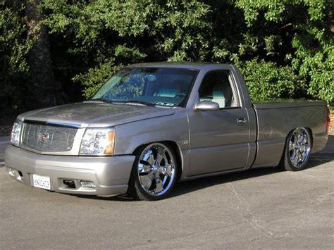 Escalade Front End by Silverado Front End Conversion Cadillac