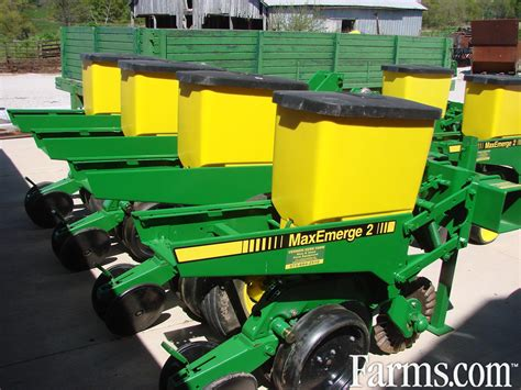 Deere 4 Row Planter For Sale by Deere Planters For Sale Usfarmer