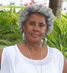 Which Older Pam Or Twa | natural hairstyles with gray hair black women design