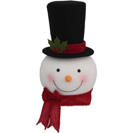 christmas tree toppers at walmart time decor tree topper snowman walmart