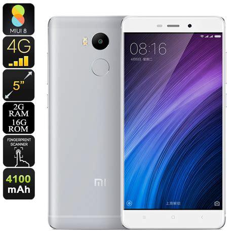 Android Xiaomi Ram 2gb xiaomi redmi 4 smartphone 5 inch display 2gb ram 4100mah battery octa cpu fingerprint