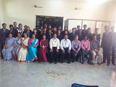 Mba Ks by Ks School Of Engineering And Management 187 Master Of