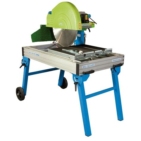 electric saw bench bench brick saw 20 quot 230v elect bali 500 simasa co uk