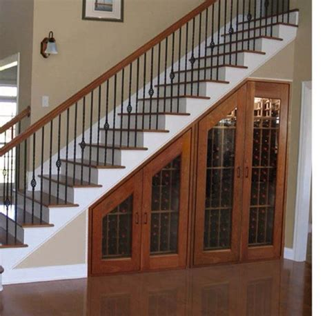under stair wine cellar wine cellar under the stairs customize the home pinterest
