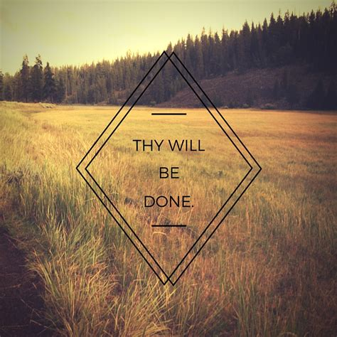 Thy Will Be Done Was And Is To Come Cd thy will be done series family of faith