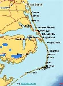 outer banks vacation find your obx town