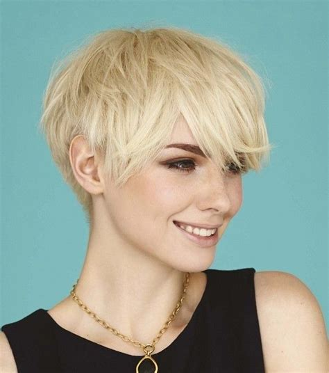 short blonde layered haircut pictures 17 best images about sexy short hair styles on pinterest
