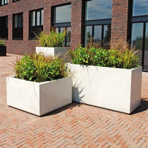 vasi cemento fioriere in cemento vasi e fioriere