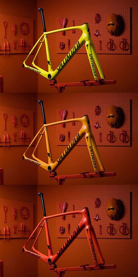 specialized fires up color changing heat sensitive paint for olympians and you bikerumor