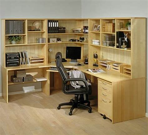 Choosing And Buying The Perfect Home Office Desks Design Home Office Desk Corner