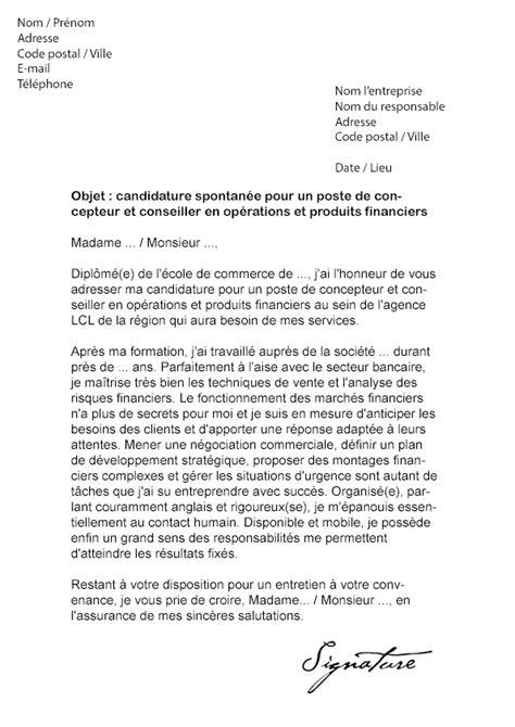 Lettre De Recommandation De La Banque Lettre De Motivation Lcl Mod 232 Le De Lettre