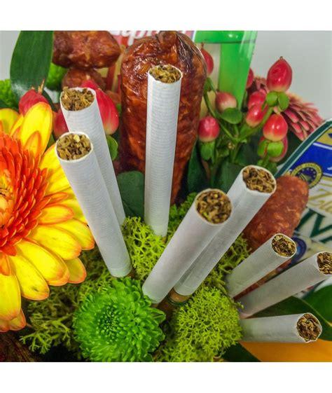 cigarettes bouquet