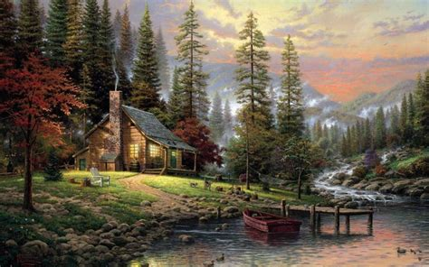 bob ross paintings landscapes paintings landscapes
