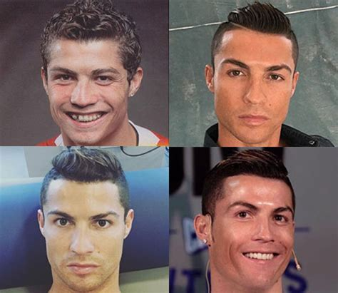 Cristiano Ronaldo Gray cristiano ronaldo le dorian gray du football les