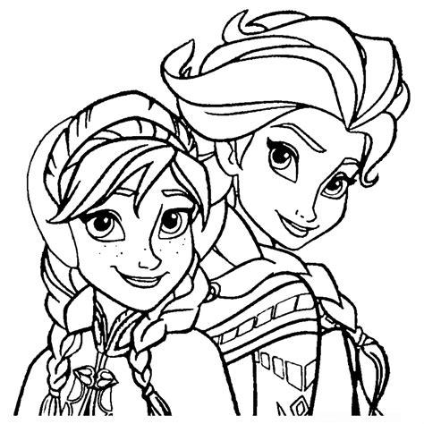 desenhos para colorir frozen educa 231 227 o online