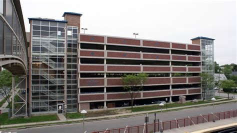 Mineola Parking Garage by Slaw Precast Premier Suppliers Of Precast Products In