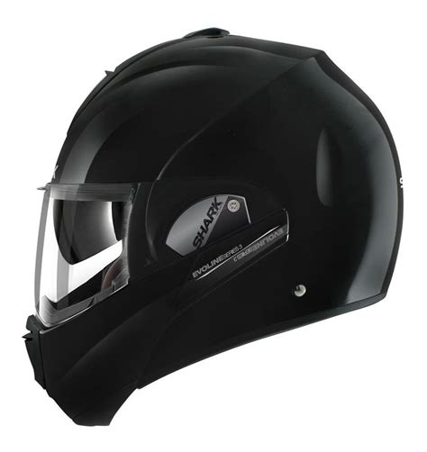 shark motocross helmets shark evoline 3 st helmet solid colors revzilla