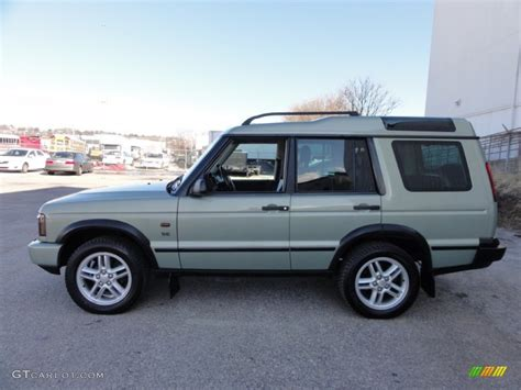 land rover discovery exterior vienna green 2003 land rover discovery se exterior photo