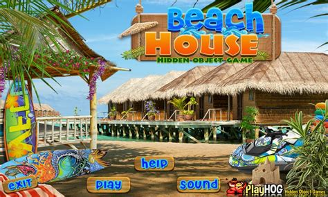 hidden object game in house find 400 new hidden amazon com hidden objects games beach house find 400