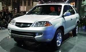 2000 Acura Suv Acura Mdx News Car And Driver