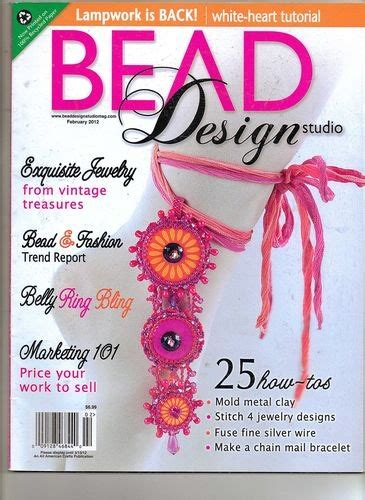 beading magazines 17 best images about beading magazines on