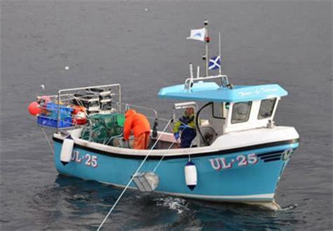 small fishing boats for sale in scotland scottish creel fishermen s federation creeling