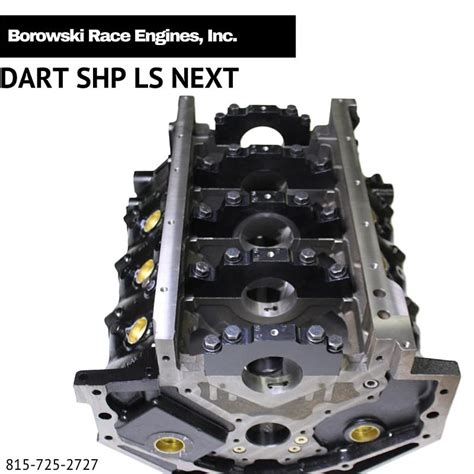 cast iron street ls dart shp ls next cast iron engine block borowski race