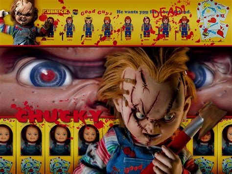 chaka doll horror chucky wallpapers taringa