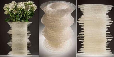 3doodler pen release date grace du prez s 3d printed vases show the magic possible