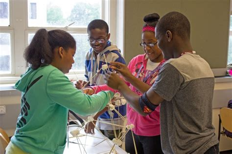 design lab high school fight middle schoolers get hands on in summer engineering design