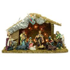 christmas stable walmart 1000 images about nativity on nativity nativity sets and resins