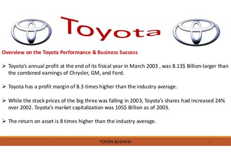 Toyota Inspection Cost Lean Manufacturing Toyota Production System
