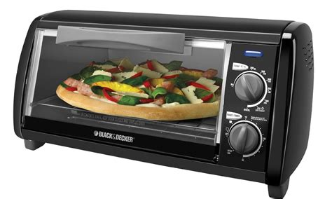 Toaster Oven With Toaster On Top Toaster Oven Black Decker Small Appliances