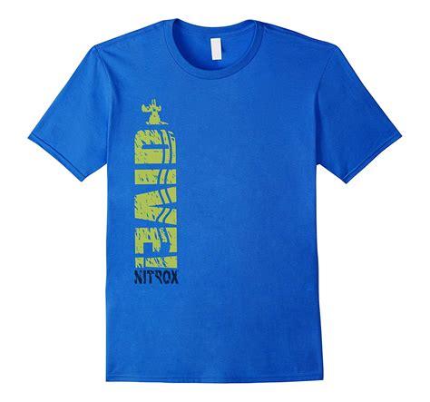 Tshirt Scuba Diving nitrox diver scuba diving t shirt artvinatee