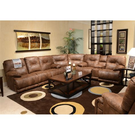 sectionals sofas with recliners voyager power reclining sectional sofa by catnapper