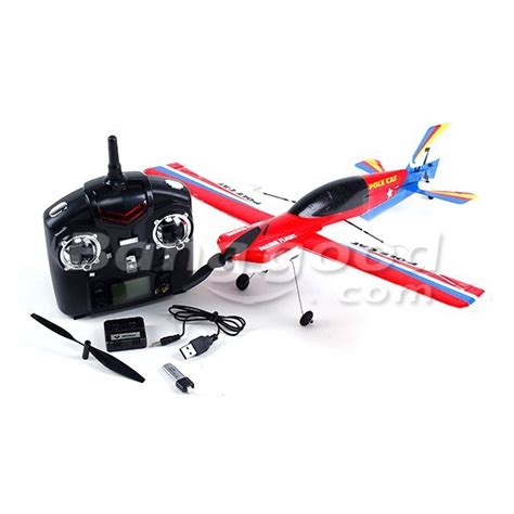 Wl F939 A With Gyro Upgraded Version 2 4g 4ch Rc Airplane Promo upgraded wltoys f939 2 4g 4ch 6 axis eps micro pole cat rc airplane rtf ebay