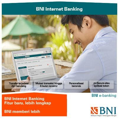 ib bank bni bni on quot bni banking til dg wajah baru