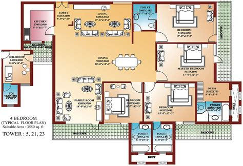 luxury 4 bedroom house plans charming luxury 4 bedroom house plans gallery best
