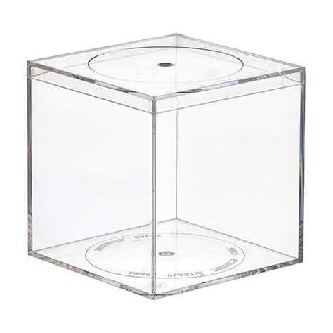 clear flush lid amac boxes the container store