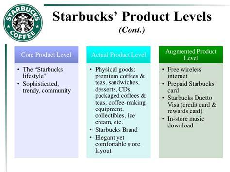 product layout of starbucks strategic marketing a case study of starbucks