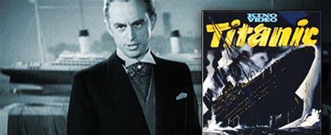 titanic film german titanic 1943 german language dvd free p p ebay