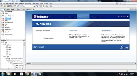 membuat website menggunakan netbeans belajar html5 membuat hello world menggunakan aplikasi