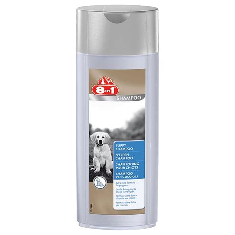 Baby Care Set 8in1 8in1 shoo puppy 250ml